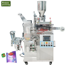Automatic Filter Tea Bag Packing Machine with Outer Envelope