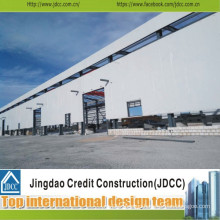 Africa Used Steel Structural Building Warehouse Jdcc1007
