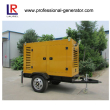 Brushless Auto-Excited AVR 8kw Portable Diesel Marine Generator Genset