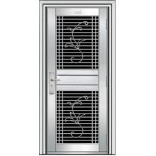 puertas de acero inoxidable 304