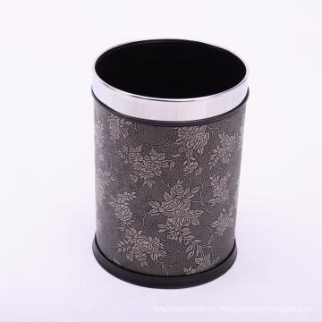 Cubierta de cuero cubiertas de la tapa de la tapa de la flor (A12-1903A)