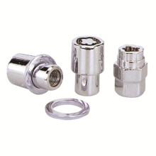 4+1PCS Locking Lug Nut for Wheel Rim