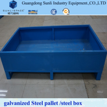 1.5t Rack Heavy Duty Galvanized Steel Box Pallet