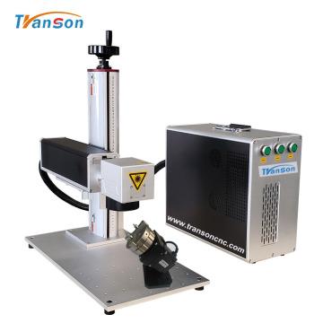 50W Jewelry Fiber Laser Cutting Engraving Machine