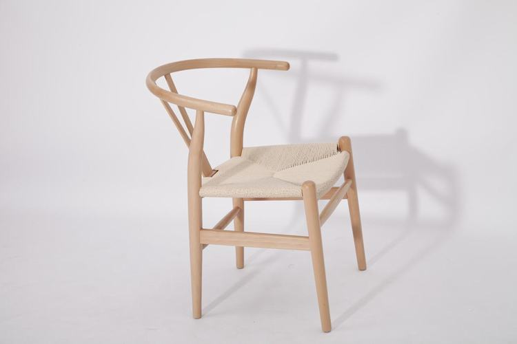 walnut Y chair