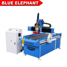 Ele 6090 Atc CNC Router Linear Tool Change Engraving Machine for Cutting Acrylic Boards