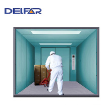 Delfar Large Loading Freight Lift with Economic Price