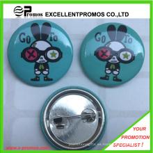 Insignia promocional de metal pin con su propio diseño (EP-B125512)