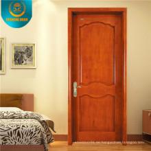 Holztür im europäischen Stil mit Carving