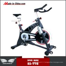 Prix du fabricant Bonne qualité Belt Drive Body Building Spinning Bike