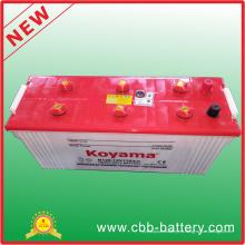 Gran descuento de carga seca de la batería de coche 12V120ah motor de arranque de la batería del tractor