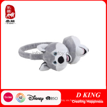 Winter Ear Muffs Kids Toys Baby Animals Forma