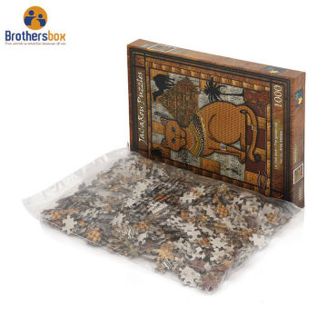 1000 piece jigsaw puzzle games children's educational products toys for kids 2021