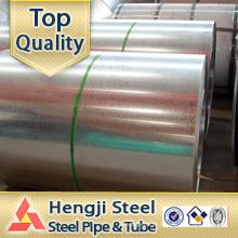 Preço da bobina de aço laminado a frio galvanizado