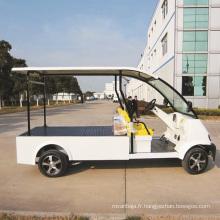 Quartier électrique accastillage véhicule avec plaque plate (DU-N8)