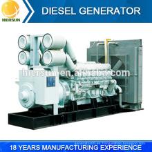 Generador diesel del buen precio 500kw, generador diesel 500kw de la buena calidad al por mayor