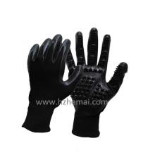 Haustier Handschuhe Haustierpflege Handschuhe Haustierpflege Pflegehandschuhe
