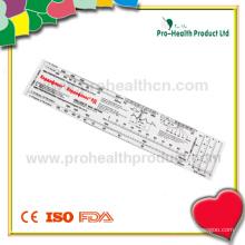 Kardiogramm-Lineal (PH4240)