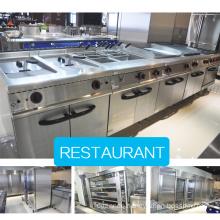 Professional Hotel Restaurant Kitchen Equipment/900 Series