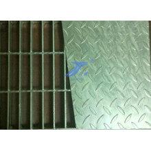Fabricant de caillebotis en acier galvanisé à chaud
