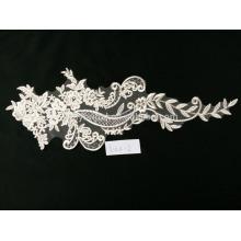 Moda tecido de laço francês decorativo para vestido de casamento atacado China