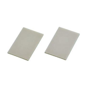 Aluminum Nitride Ceramic Sheet / AIN Disc /AIN Substrate in Stock