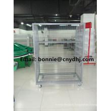 Powder Coating Logistics Cart Use Warehouse Rack