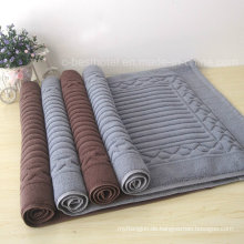 Factory Supply 100% Baumwolle Jacquard Hotel Bodentuch