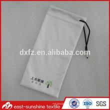 Сумка с мягкими солнцезащитными очками, сумка из микрофибры с капюшоном, персонализированный футляр для чистки очков