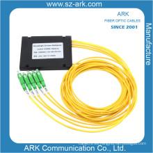 CWDM para canal 1 * 4 con conector SC / APC