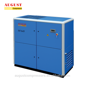 AOUT 45kw 60hp compresseur d'air à vis 45kw