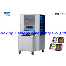 Semi Auto Modified Atmosphere Packaging Tray Sealing&Packaging Equipment