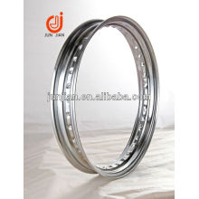 High performance Steel rim chrome finish for harley scooter