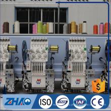 Máquina de bordar computadorizada de 15 lâminas de sequin e tapping