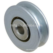 Industrial usage oem sheave pulley for big project