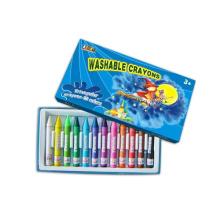 Pintura em Aquarela Crayon