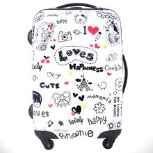 """cute PC trolley luggage 28"""""""