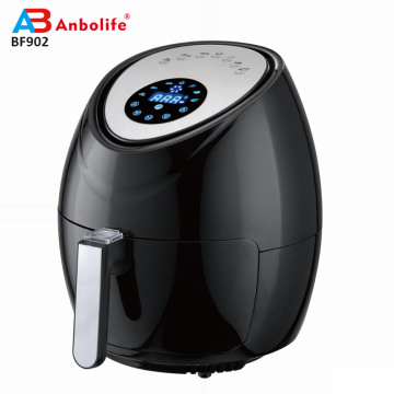 Anbolife hot selling udara deep fryer tanpa minyak