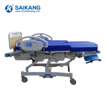 A98-9 Multifunction Delivery Medical Electrical Obstetric Childbirth Gynecologic Bed