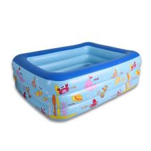 Großer aufblasbarer Gardern-Pool
