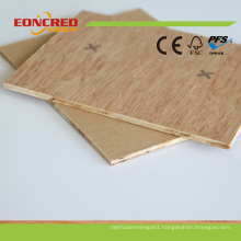 Best Price 3mm-30mm BB/CC Okoume Bintangor Plb Poplar Packing Plywood