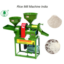 500Kg Per Jam Portable Rice Husking Mill Mesin Pertanian