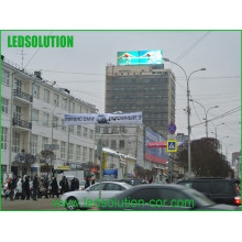 Waterproof High Brightness Outdoor LED Billboard Media Facade