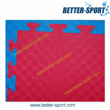 EVA Tatami Style Mat, Diamond Pattern EVA Foam Mat