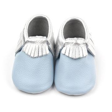 Blue Fashion Baby Moccasins Kasual Kasual