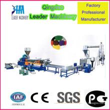 Máquina de granulação de anel de água PP PE