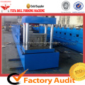 Light Metal Stud & Jalur Lembaran Roll Forming Machine