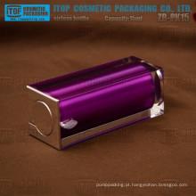 ZB-PK15 15ml por atacado luxo e boa qualidade bonita roxo colorido frasco mal ventilado