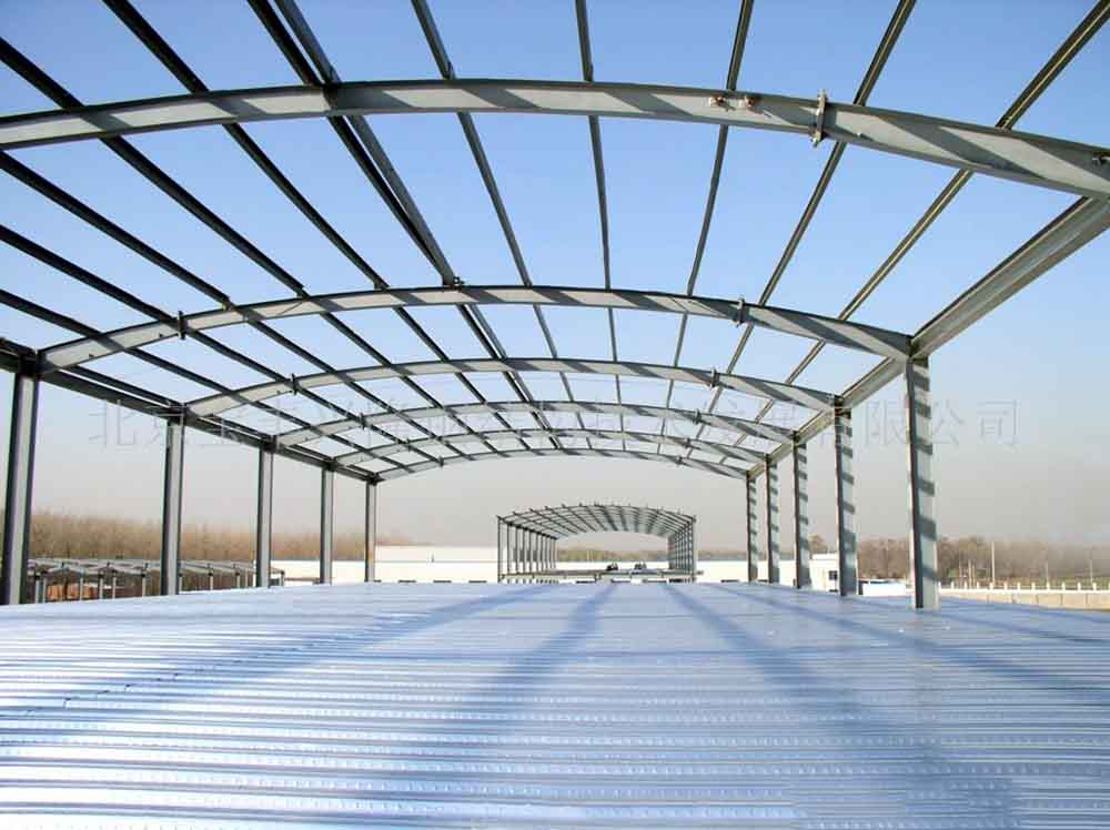 Prefabricated Shed Frame