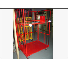 """500kg Steel Roll Pallets with Plant and 6"""" Caster"""